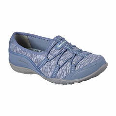 Skechers Breathe Easy Golden Womens Sneakers