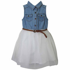 Lilt Sleeveless Sundress - Preschool Girls