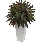 Peacock Artificial Plant