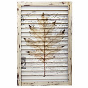 Maple Leaf Floral Wall Sculpture
