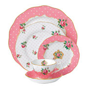 Royal Albert Cheeky Pink 5-pc. Place Setting