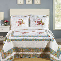 Modern Heirloom Loretta Bedspread & Accessories