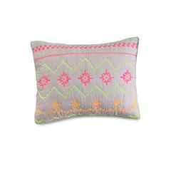 1977 Dry Goods Marion Standard Pillow Sham