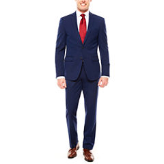 Men's Van Heusen Flex Navy Slim-Fit Suit Separates