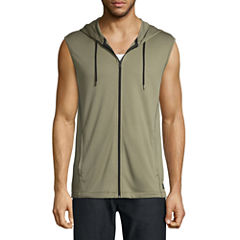 Msx By Michael Strahan Sleeveless Hoodie