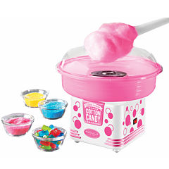 Nostalgia PCM405WMLN Hard & Sugar-Free Hard CandyCotton Candy Maker