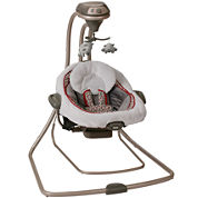 Graco® DuetConnect LX Swing & Bouncer - Finley