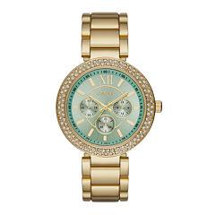Geneva Womens Mint Dial Watch