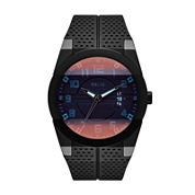 Relic® Mens Black Strap Watch