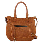 Louis Cardy Front Pocket Satchel