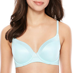 Ambrielle Everyday Full Coverage Sparkle Bra