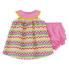 Marmellata Short Sleeve Sundress - Baby Girls