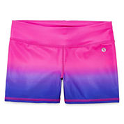 Xersion Performance Dry Fit Shorts - Girls 7-16 and Plus