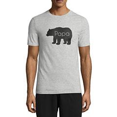 City Streets Short Sleeve Crew Neck T-Shirt-Mens