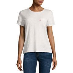 Levi's Short Sleeve Crew Neck T-Shirt