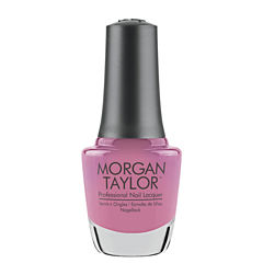 Morgan Taylor Rose-Y Cheeks Nail Polish - .5 oz.