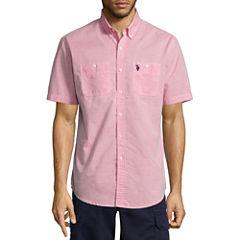 U.S. Polo Assn. Button-Front Shirt