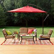 Outdoor Oasis™  Stratton 4pc Conversation Set