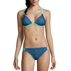 Arizona Bra Swimsuit Top or Hipster Bottom-Juniors