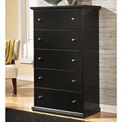 Signature Design by Ashley® Miley 5 Drawer Chest