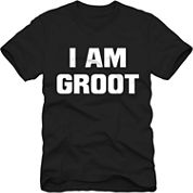 I Am Groot Short Sleeve Marvel Graphic T-Shirt