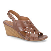 Eurosoft™ Skyla Slingback Wedge Sandals