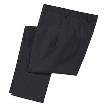 Collection By Michael Strahan Stretch Suit Pants Boys 8 20 Regular Amp Husky