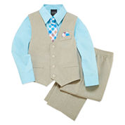 TFW Boys Woven Pant Suit-Big Kid