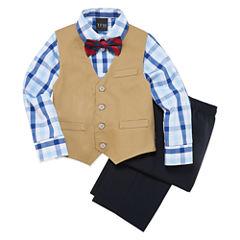 TFW Boys Woven Pant Suit-Big Kid