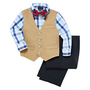 TFW Boys Woven Pant Suit-Toddler