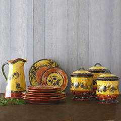 Certified International French Olive Dinnerware Collection