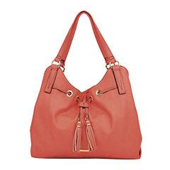 Liz Claiborne® Leanne 4-Poster Shoulder Bag
