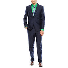 JF J. Ferrar® Shimmer Shark Suit Jacket or Flat-Front Pants - Slim Fit