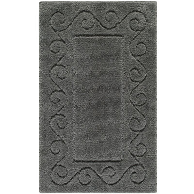 Beautiful JCPenney Home™ Majestic Scroll Border Rectangular Rug