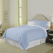 Pointehaven 400tc 3-pc. Duvet Cover Set