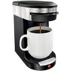 Hamilton Beach® Single-Cup Coffee Maker