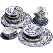 Johnson Brothers Devon's Cottage 20-pc. Dinnerware Set