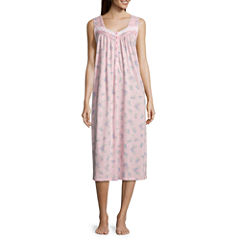Adonna Jersey Sleeveless Nightgown
