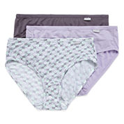 Jockey® Elance® 3-pk. Supersoft Hipster Panties - 2072