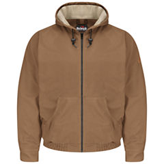 Bulwark Duck Hooded Jacket Big and Tall
