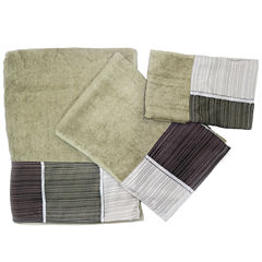 Popular Bath Modern Line 3-pc. Bath Towel Set