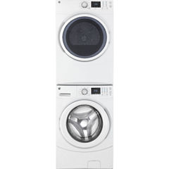 GE® 7.5 cu. ft. High-Efficiency Electric Dryer with Sensor Dry Silver Door