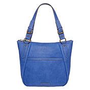 St. John's Bay® Urban Tote Handbag