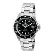 Invicta® Mens Stainless Steel Dive Watch