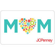 Mom Hearts Gift Card