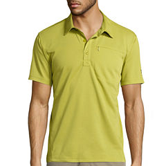 ZeroXposur® Verve Short-Sleeve Knit Polo Shirt