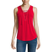 by&by Knit Tank Top-Juniors