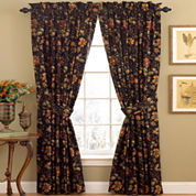 Waverly® Felicite Rod-Pocket Curtain Panel