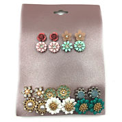 Mixit 10-pc. Earring Sets