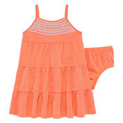 Arizona Sleeveless Sundress - Baby Girls